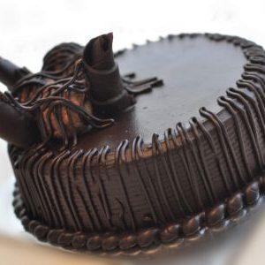 Moon Rise chocolate Truffle Cake