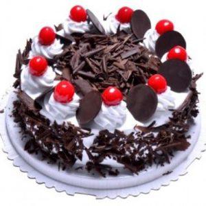 Vivacious Black Forest Cake